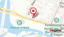 Отель Mercure Bydgoszcz Sepia на карте