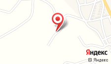 Апартаменты Guest Haus Visoko на карте