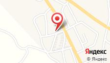 Отель Guest House Visoko на карте
