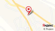 Отель Pansion Visoko на карте