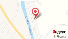 Апартаменты MiA Apartmani Visoko на карте