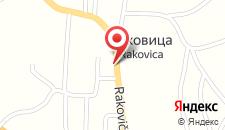 Отель Nadia's home на карте
