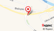 Отель Hotel Imzit на карте