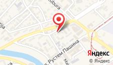 Апартаменты Ilidza Apartment на карте