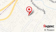Апартаменты Apartman Mak - Ilidza на карте