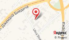 Апартаменты Apartment Irha на карте