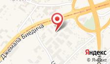 Апартаменты Apartment Limanovic на карте