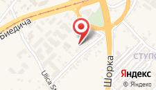 Апартаменты Apartman EL на карте