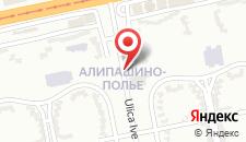 Апартаменты Stan Novi Grad на карте