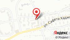 Гостевой дом Guesthouse Srdic no.2 на карте