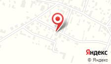 Семейный отель Bursztyn на карте