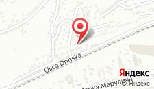 Апартаменты Apartman Tomic на карте