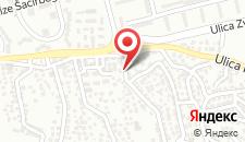 Апартаменты Aprartment Eileen на карте