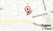 Апартаменты Apartman Vills 2 на карте