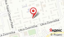 Апартаменты Suki's sweet home на карте