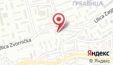 Апартаменты Studio 82 на карте