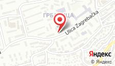 Апартаменты Apartment Grbavica Zoja на карте
