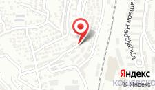 Апартаменты Apartment Onyx на карте