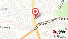 Апартаменты Luxury Studio на карте
