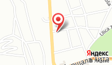 Апартаменты Apartment Ayna на карте