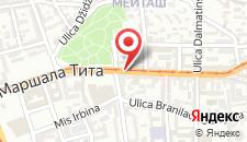 Гостевой дом Guesthouse Mima на карте