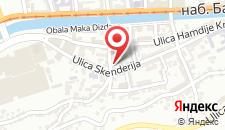 Апартаменты LiLea Apartment на карте