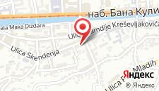 Апартаменты BA Apartments на карте