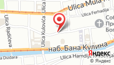 Апартаменты Apartments Casa United на карте