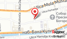 Апартаменты Apartment Marijana на карте