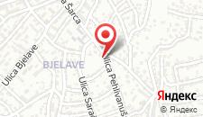 Хостел The Doctor's House Hostel на карте