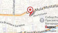 Апартаменты Apartment Grazia на карте