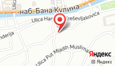 Апартаменты Apartments Dijana на карте