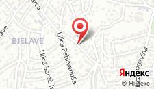Апартаменты Magnolia на карте