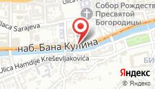 Апартаменты Apartment Sabo на карте