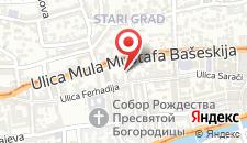 Апартаменты Apartment Jana на карте