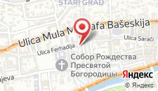 Отель Hotel Story на карте