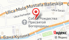 Хостел Hostel Residence на карте