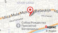 Апартаменты Main Street Apartment на карте