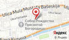 Апартаменты Apartment Star на карте