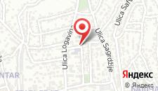 Апартаменты Apartment Dina Sarajevo на карте
