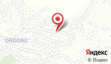 Апартаменты Apartment Benjo на карте