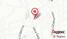 Апартаменты NORD4 на карте