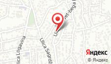 Отель Le Petit Prince на карте