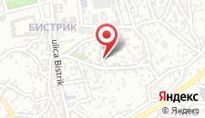 Апартаменты New apartment Sarajevo на карте