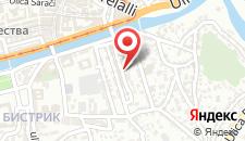 Апартаменты Apartment Dugi Sokak на карте