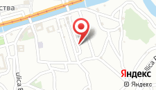 Хостел Hostel Denal на карте