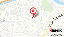Апартаменты Lotus Apartment на карте