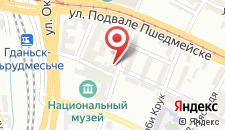 Хостел Hostel4u на карте