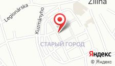 Апартаменты Apartments Rakoczi на карте