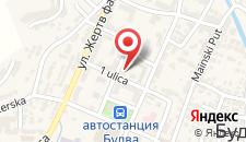 Апартаменты Apartment Bolero на карте